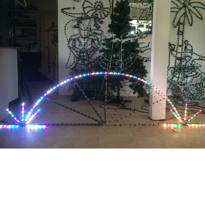 Dmx Controlled Christmas Lights